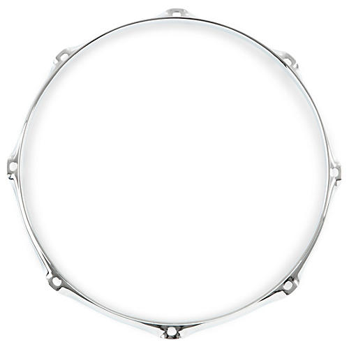 Gibraltar Chrome Tom Drum Hoop 13 in. 8-Lug