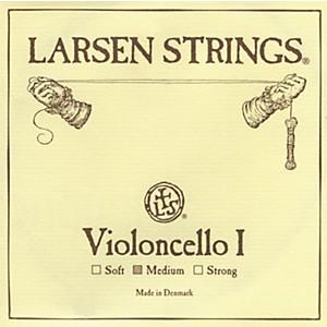 Larsen Strings Chromesteel Series Cello Strings by Larsen Strings