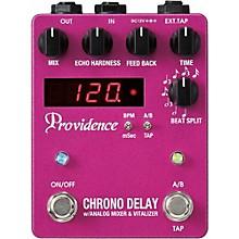 Providence Chrono Delay / Digital Delay Effects Pedal