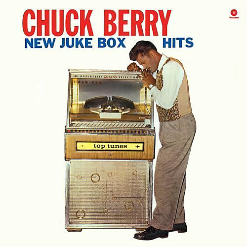 Alliance Chuck Berry - New Juke Box Hits