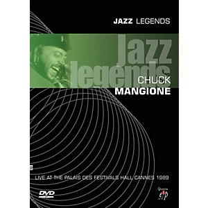 MVD Chuck Mangione - Jazz Legends: Live Live/DVD Series DVD Performed by Ch... by MVD