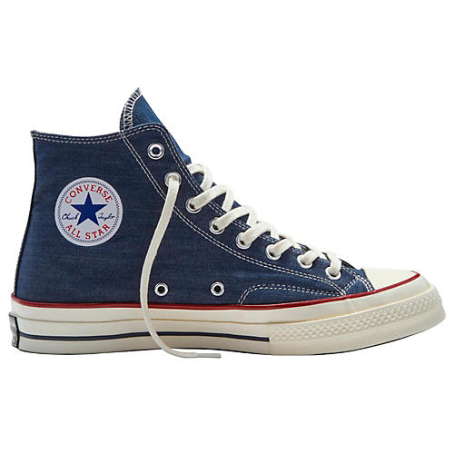 Converse Chuck Taylor All Star 70 Hi Top Insignia Light Blue 10