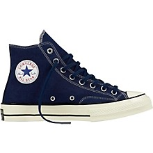 Converse Chuck Taylor All Star 70's Hi Top Midnight Navy Black/Egret