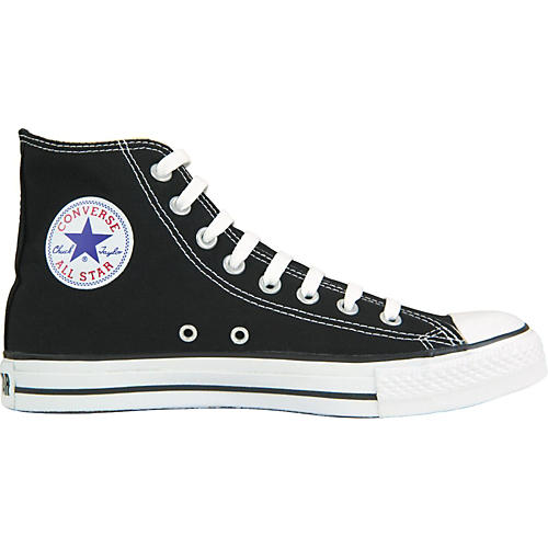 Converse Chuck Taylor All Star Core Hi-Top Black Men's Size 9