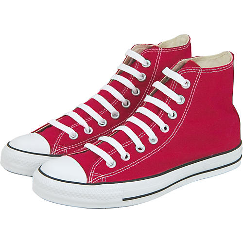 Converse Chuck Taylor All Star Core Hi-Top Red Men's Size 9