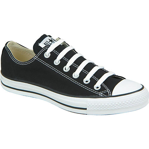 Converse Chuck Taylor All Star Core Oxford Low-Top Black Men's Size 8