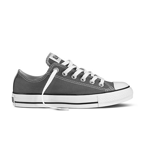 Converse Chuck Taylor All Star Core Oxford Low-Top Charcoal Men's Size 13