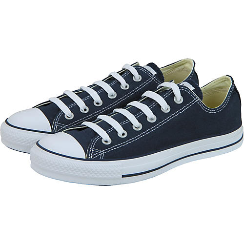 Converse Chuck Taylor All Star Core Oxford Low-Top Navy Men's Size 8