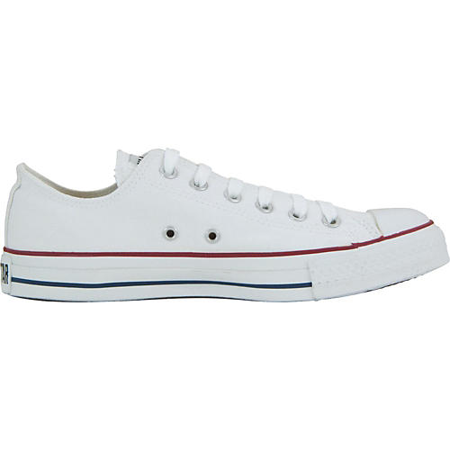 Converse Chuck Taylor All Star Core Oxford Low-Top Optical White Men's Size 11