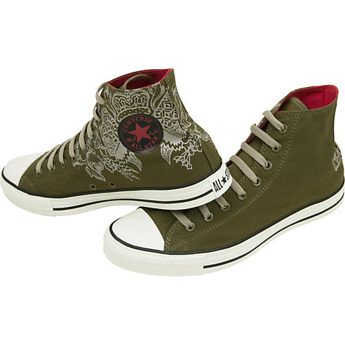 Converse Chuck Taylor All Star Crest Hi-Top Sneakers-thumbnail