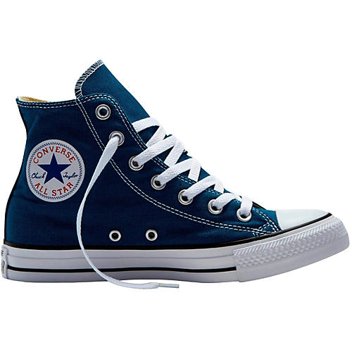 Converse Chuck Taylor All Star Hi Top Blue Lagoon Marine Blue-thumbnail