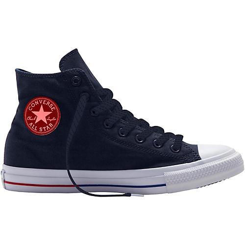 Converse Chuck Taylor All Star Hi Top Dark Navy 12