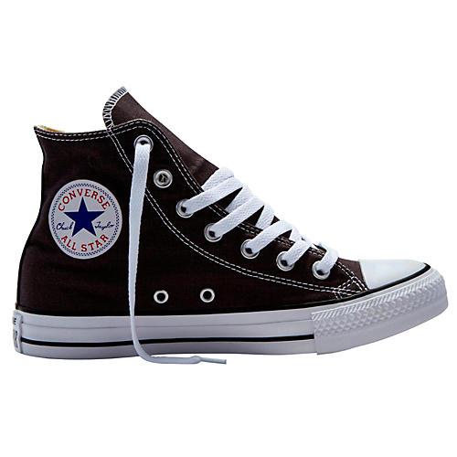 Converse Chuck Taylor All Star Hi Top Dusk Grey Charcoal