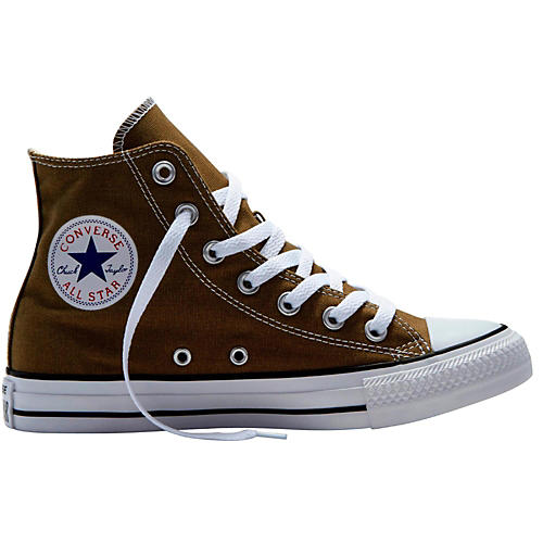 Converse Chuck Taylor All Star Hi Top Jute Khaki 5
