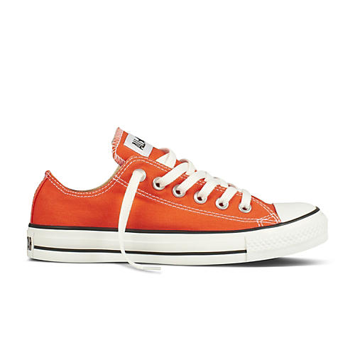 Converse Chuck Taylor All Star Ox - Cherry Tomato-thumbnail