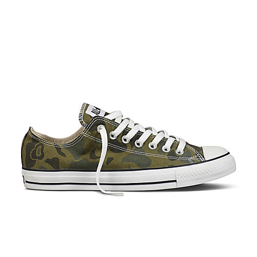 Converse Chuck Taylor All Star Ox- Olive Branch Camo-thumbnail