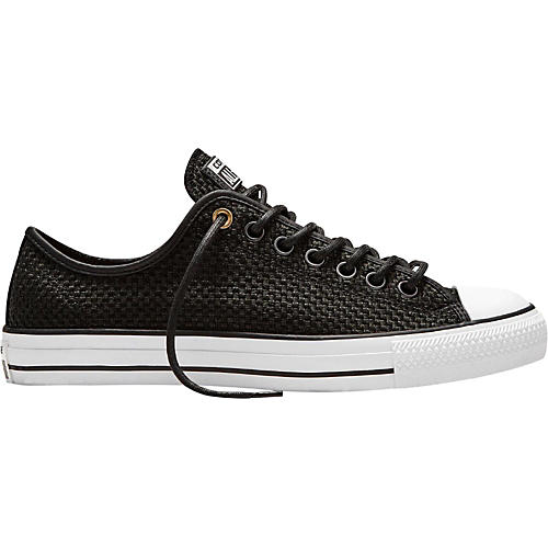 Converse Chuck Taylor All Star Oxford Black/Black/White 8.5
