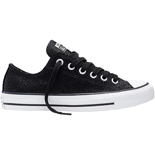 Converse Chuck Taylor All Star Stingray Metallic Oxford Black (Women's)-thumbnail