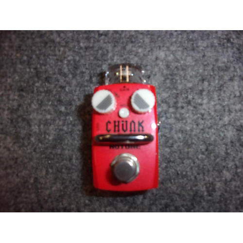 Hotone Effects Chunk Vintage Crunch Skyline Series Effect Pedal-thumbnail