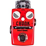 Chunk Vintage Crunch Skyline Series Guitar Effects Pedal