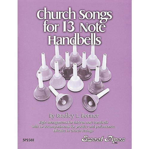 Sweet Pipes Church Songs for 13-Note Handbells-thumbnail
