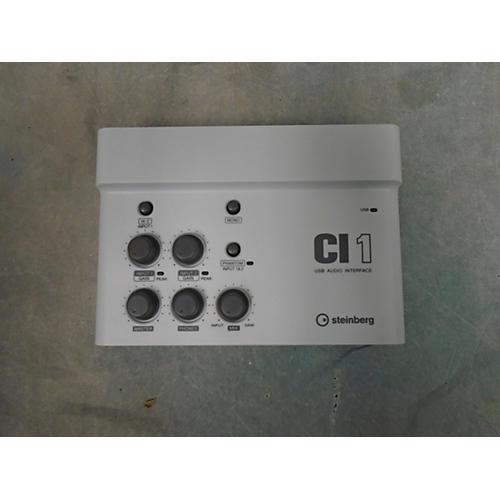 Steinberg Ci1 Audio Interface-thumbnail