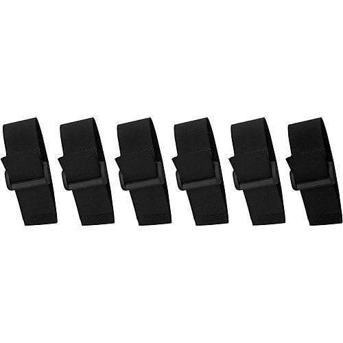 Musician's Gear Cinch Style Cable Straps (6 Pack)
