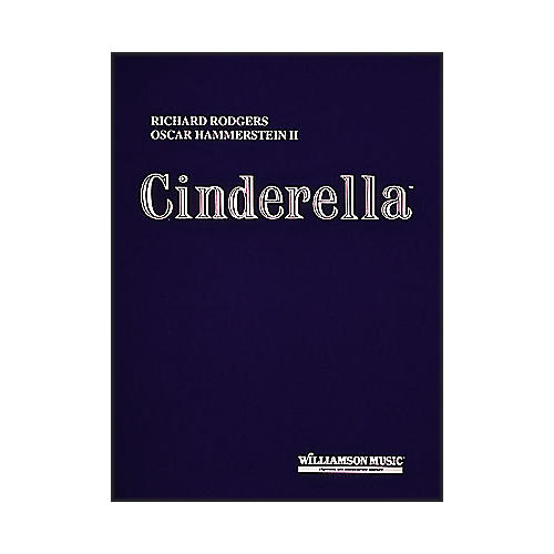 Hal Leonard Cinderella Vocal Score-thumbnail