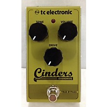 TC Electronic Cinders Effect Pedal