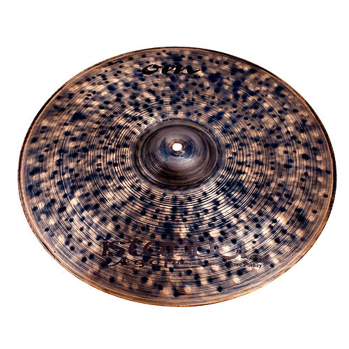 Istanbul Agop Cindy Blackman Signature OM Crash Cymbal 18 in.