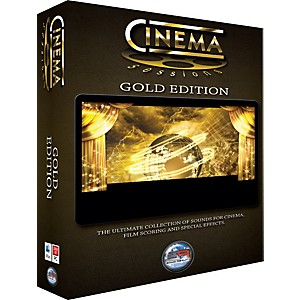 Sonic Reality Cinema Sessions: Gold Edition by Sonic Reality