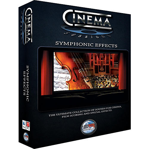 Sonic Reality Cinema Sessions: Symphonic Effects