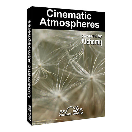 Camel Audio Cinematic Atmospheres - Alchemy Sound Library Software Download