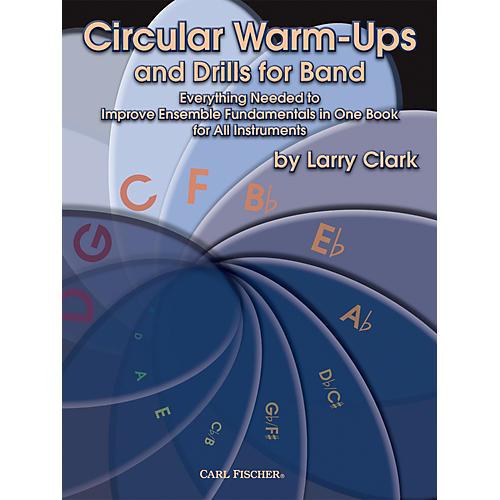 Carl Fischer Circular Warm-Ups and Drills for Band (Book)-thumbnail