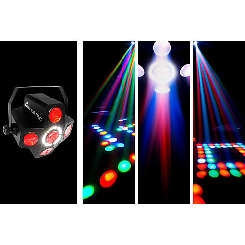 CHAUVET DJ Circus 2.0 IRC with SMD LED Strobe Effect light-thumbnail
