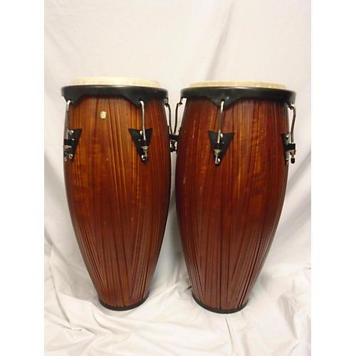 LP City Wood Carved Conga