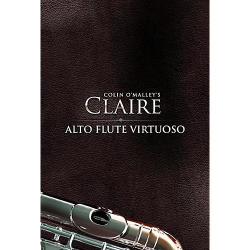 8DIO Productions Claire Alto Flute Virtuoso