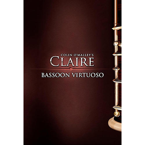 8DIO Productions Claire Bassoon Virtuoso