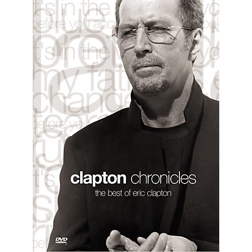 Alfred Clapton Chronicles: The Best of Eric Clapton (DVD)-thumbnail