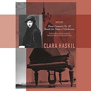Clara Haskil - Piano Concerto 20 by