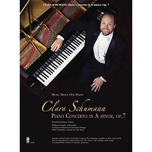 Music Minus One Clara Schumann: Piano Concerto in A Minor, Op. 7 Music Minu...