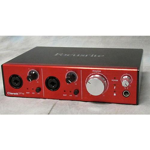 Focusrite Clarett 2 Pre Audio Interface