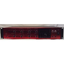 Focusrite Clarett 8PreX Thunderbolt Audio Interface Audio Interface