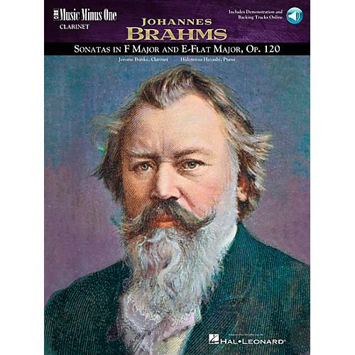Hal Leonard Clarinet Brahms Sonata