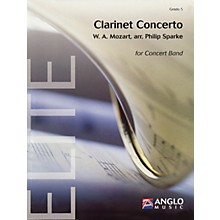 Anglo Music Press Clarinet Concerto (Grade 5 - Score and Parts) Concert Band Level 5 Arranged by Philip Sparke