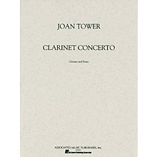 Associated Clarinet Concerto (Score and Parts) Woodwind Series Composed by Joan Tower
