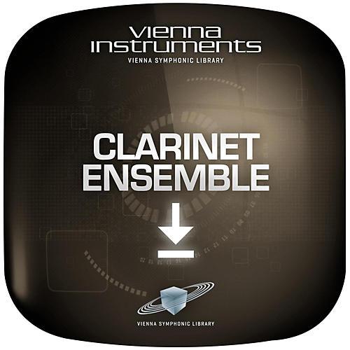 Vienna Instruments Clarinet Ensemble Full
