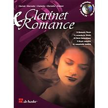 De Haske Music Clarinet & Romance De Haske Play-Along Book Series
