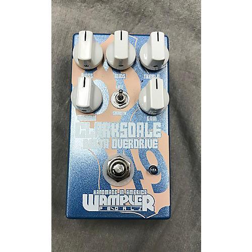 Wampler Clarksdale Delta Overdrive Effect Pedal-thumbnail