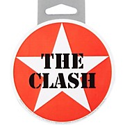 C&D Visionary Clash Star Logo Sticker